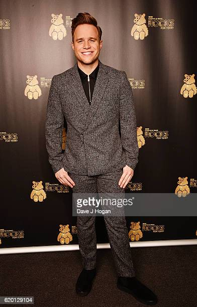 Olly Murs supports BBC Children in Need Rocks for Terry at Royal Albert Hall on November 1 2016 in London England