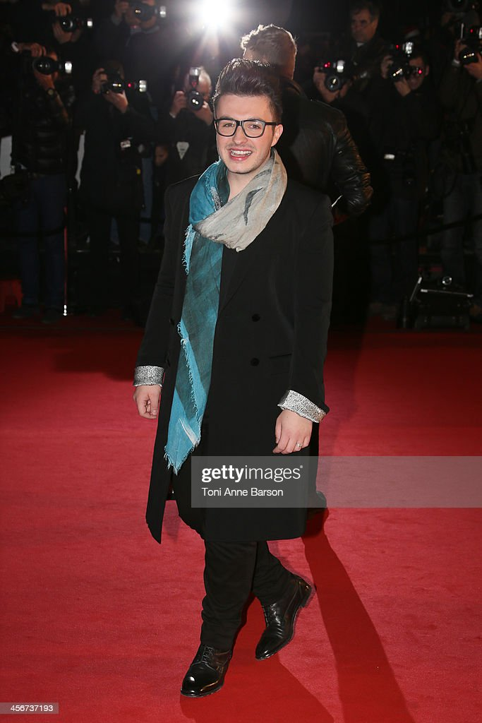 Olympe arrives at the 15th NRJ Music Awards at the Palais des Festivals on December 14, 2013 in Cannes, France.