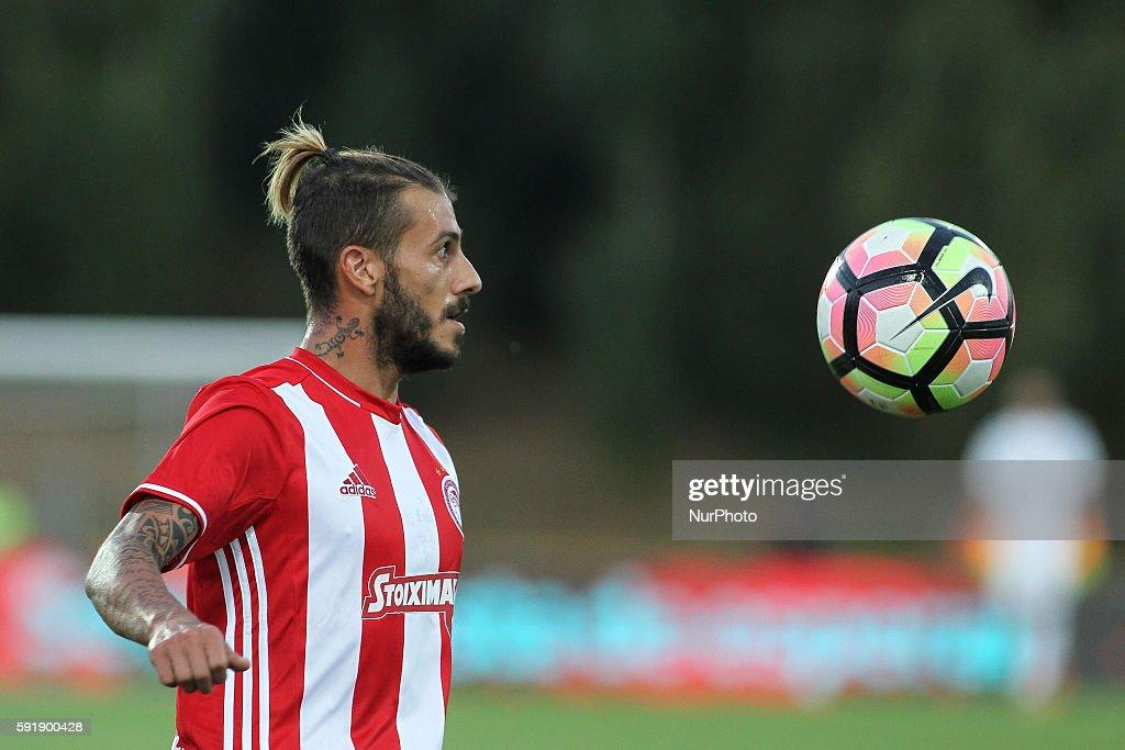 FC Arouca FC v Olympiacos - UEFA Europe League