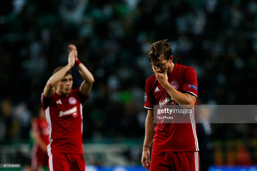 Sporting CP v Olympiakos Piraeus - UEFA Champions League