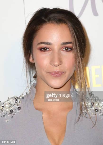 Olympian Alexis Jones attends the Women's Choice Award Show at Avalon Hollywood on May 17 2017 in Los Angeles California