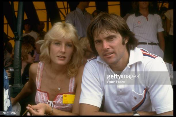 Olympian Bruce Jenner and wife Christie