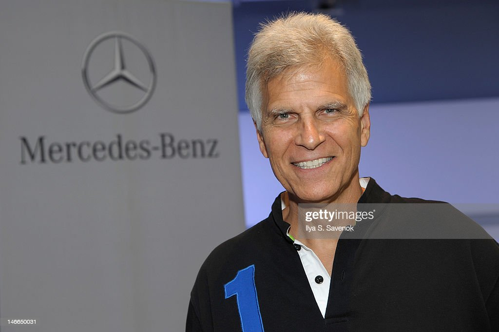 Nine-Time Olympic Champion Mark Spitz And Mercedes-Benz Kick Off Laureus Sport For Good USA