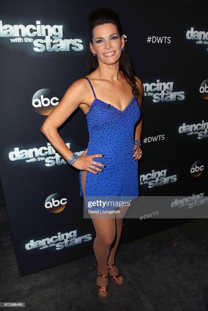 """""""Dancing With The Stars"""" Season 24 - April 24, 2017 - Arrivals"""