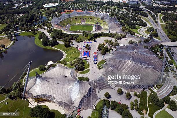 Olympiapark Munich, Bavaria, Germany