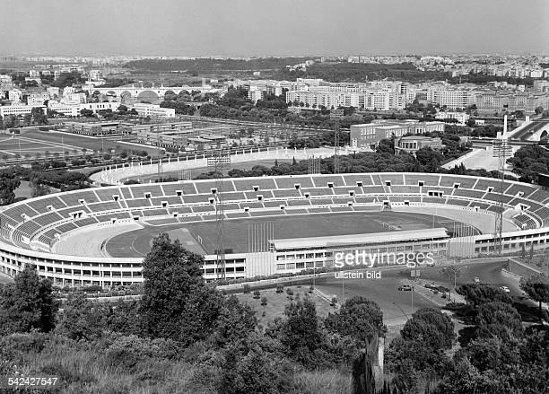Olympiastadion 1960