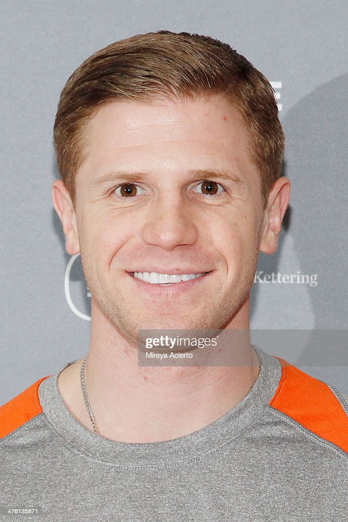 Olympic athlete John Daly attends the 2014 'Cycle For Survival' Benefit Ride for Memorial Sloan Kettering Cancer Center at Equinox Rock Center on March 2, 2014 in New York City.