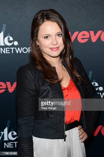 Olympic athlete Sasha Cohen attends the VEVO and Styled To Rock Celebration Hosted by Actress Model and Styled to Rock Mentor Erin Wasson with...