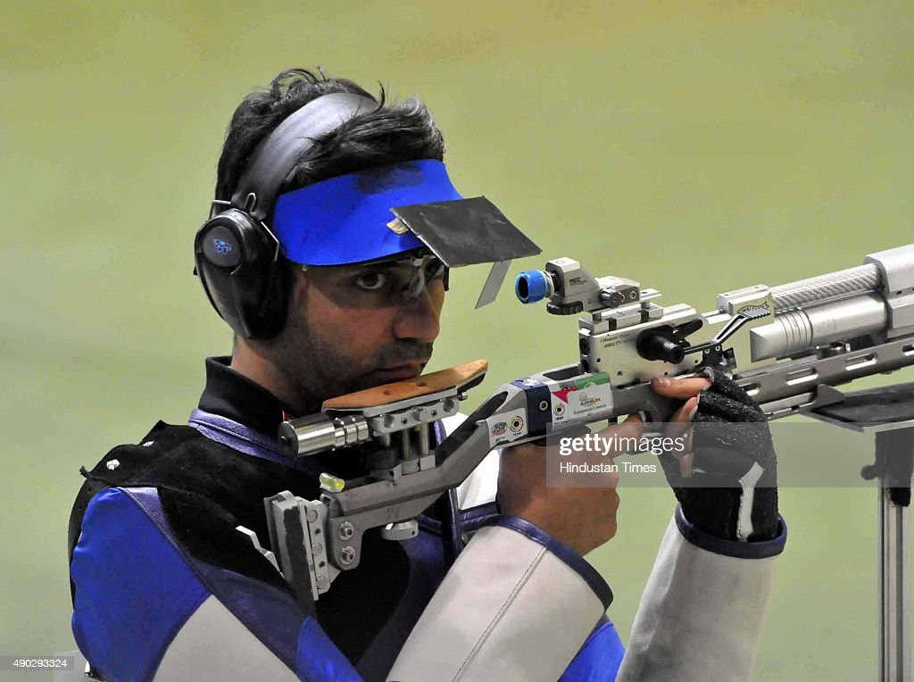 1e3f7fd9c25 http   media.gettyimages.com photos olympic -champion-abhinav-bindra-during-the-qualifying-round-of-10-of-picture-id490293324