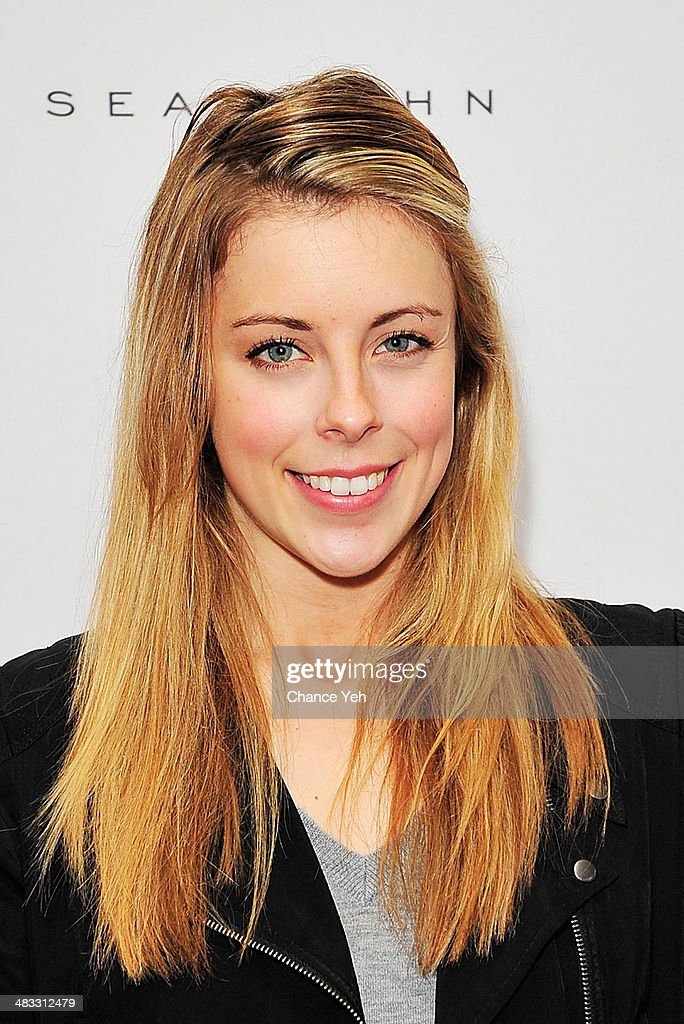 US Olympic Figure Skater <a gi-track='captionPersonalityLinkClicked' href=/galleries/search?phrase=Ashley+Wagner&family=editorial&specificpeople=2564533 ng-click='$event.stopPropagation()'>Ashley Wagner</a> attends the 2014 Skating With The Stars at Trump Rink at Central Park on April 7, 2014 in New York City.
