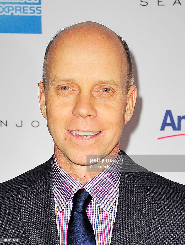 US Olympic Figure Skater Scott Hamilton attends the 2014 Skating With The Stars at Trump Rink at Central Park on April 7, 2014 in New York City.