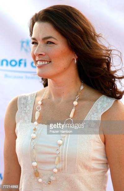 S Olympic Figure Skating Nancy Kerrigan arrives at the Frosted Pink Presented By sanofiaventis and Wachovia Putting Women's Cancer on Ice at the...