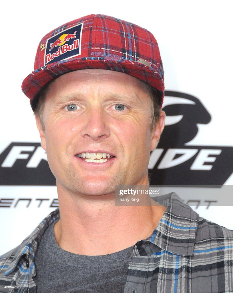 Olympic Freestyle Skier <a gi-track='captionPersonalityLinkClicked' href=/galleries/search?phrase=Daron+Rahlves&family=editorial&specificpeople=210626 ng-click='$event.stopPropagation()'>Daron Rahlves</a> attends the Los Angeles Premiere of Red Bull Media House's 'On Any Sunday: The Next Chapter' at Dolby Theatre on October 22, 2014 in Hollywood, California.