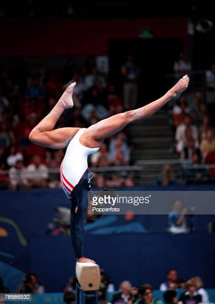 sydney 2000 olympic coin gymnastics games - photo#29