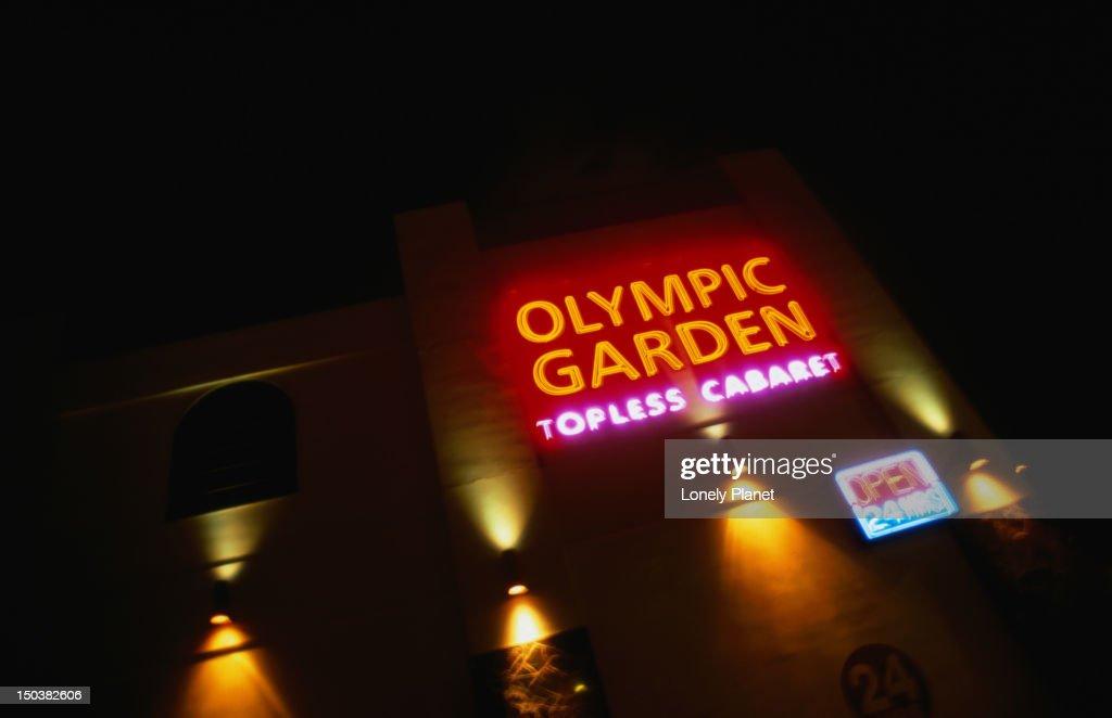 olympic gardens vegas handjob