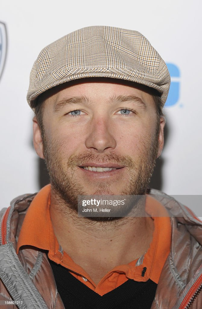 Olympic Gold Medal Skier and World Cup Champion Skier Bode Miller attends the first annual Rose Bowl Golf Classic at the Pacific Palms Resort & Hotel on December 29, 2012 in City of Industry, California.