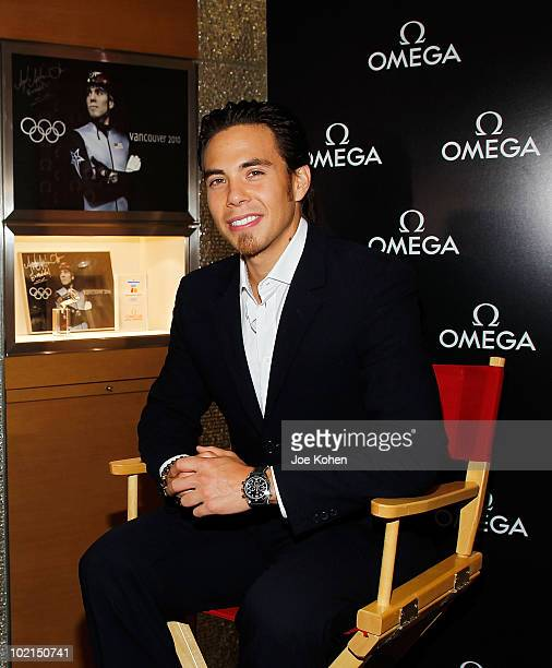 apolo anton ohno stock photos and pictures getty images
