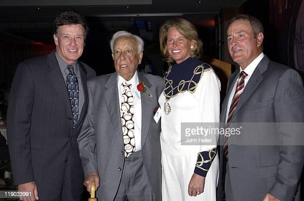 Olympic Gold Medalist Bob Seagren Rod Dedeaux Ann Meyers Drysdale and Al Michaels