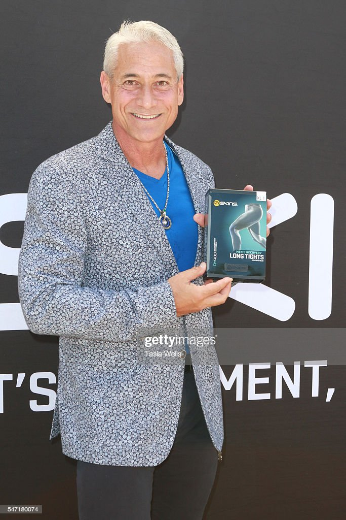 SKINS Greg Louganis' Pre- ESPY Awards Wheaties Breakfast for Champions at The Starving Artists Project - Arrivals