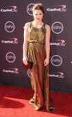 Olympic gymnast McKayla Maroney arrives at The 2013 ESPY Awards at Nokia Theatre LA Live on July 17 2013 in Los Angeles California