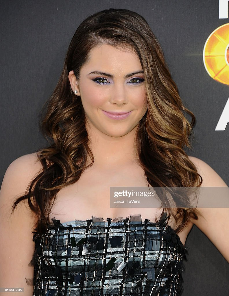 Olympic gymnast McKayla Maroney attends the Cartoon Network 3rd annual Hall Of Game Awards at Barker Hangar on February 9, 2013 in Santa Monica, California.