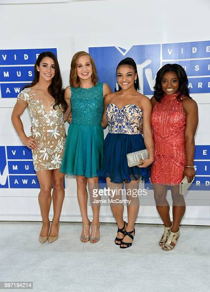 olympic-gymnasts-aly-raisman-madison-kocian-laurie-hernandez-and-picture-id597194214