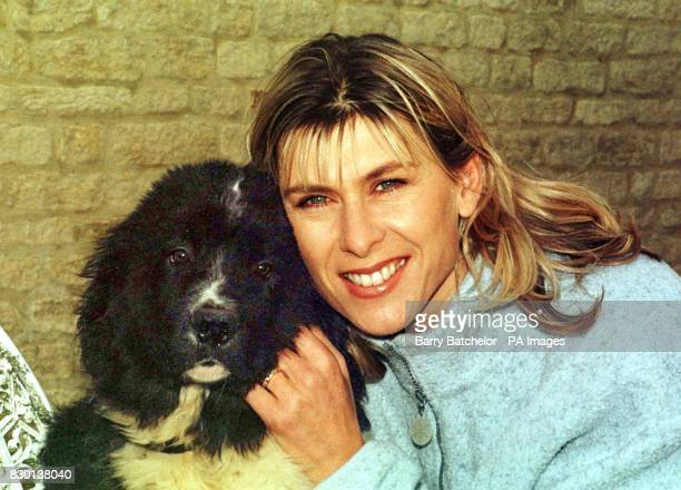 Olympic medallist Sharron Davies and a 14week old Newfoundland puppy Bear will be working with trainee lifeguards with a view to earning a...