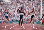 Olympic Men's 200 Meter Run