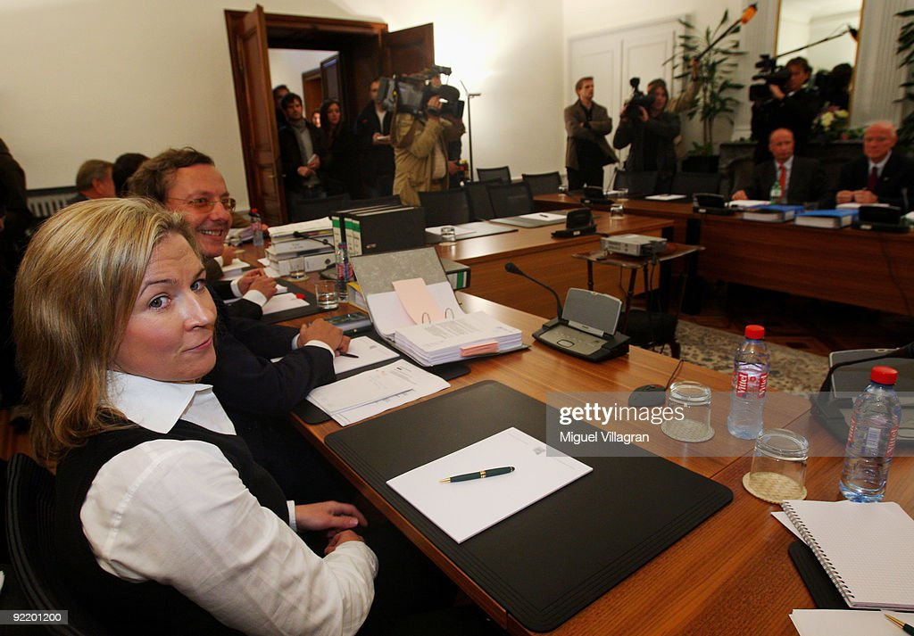Claudia Pechstein Appeals Doping Ban At The Court Of Arbitration For Sport