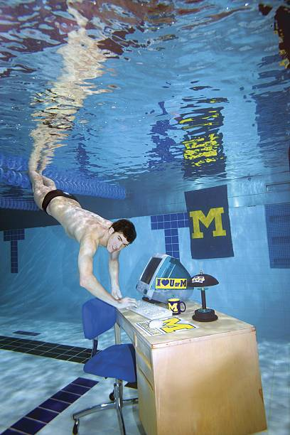 michael phelps olympic swimming - Olympic Swimming Underwater