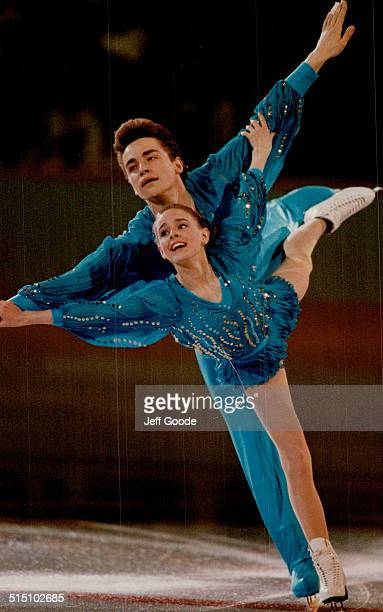 Olympics Calgary Figure Skating