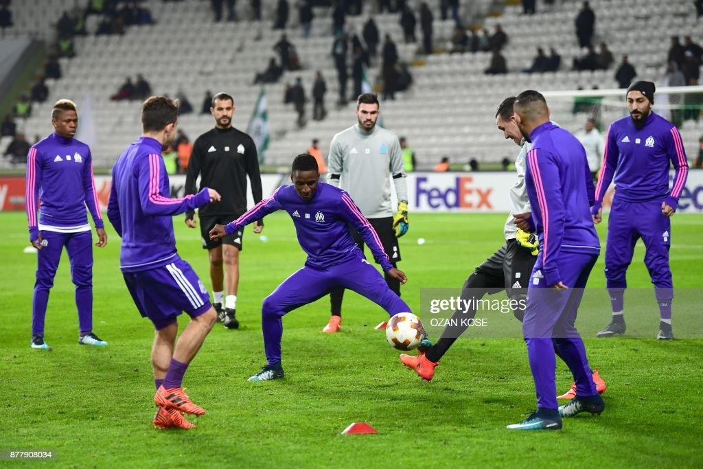 Atiker Konyaspor v Olympique Marseille - UEFA Europa League