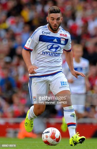 Olympique Lyonnais' Jordan Ferri