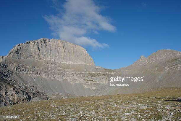 Olympos mountain, Mitikas