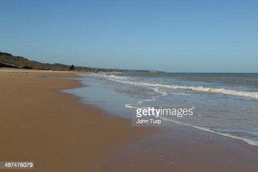 Omaha Beach Normandy