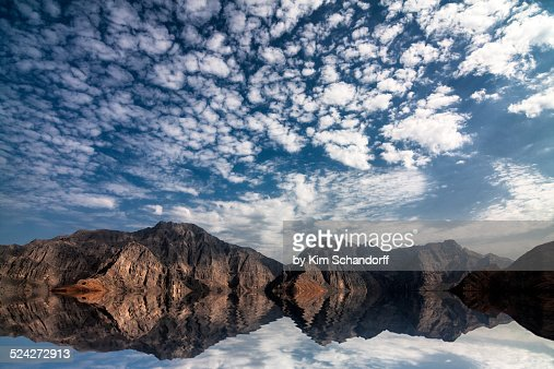 Oman reflections