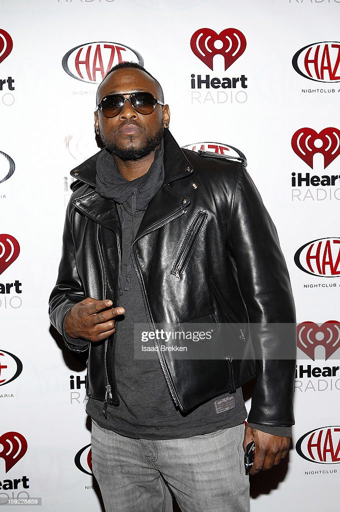 <a gi-track='captionPersonalityLinkClicked' href=/galleries/search?phrase=Omar+Epps&family=editorial&specificpeople=215460 ng-click='$event.stopPropagation()'>Omar Epps</a> arrives at the iHeartRadio CES exclusive party featuring a live performance by Ke$ha at Haze Nightclub at the Aria Resort & Casino at CityCenter on January 9, 2013 in Las Vegas, Nevada.