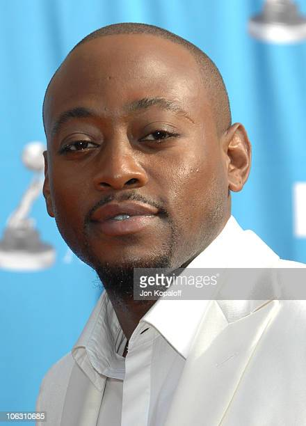 Omar Epps during 38th Annual NAACP Image Awards Arrivals at Shrine Auditorium in Los Angeles California United States