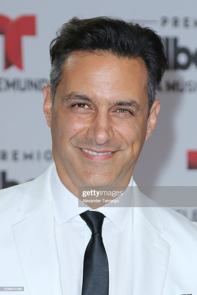 Omar Germenos attends the Billboard Latin Music Awards at Bank United Center on April 28, 2016 in Miami, Florida.