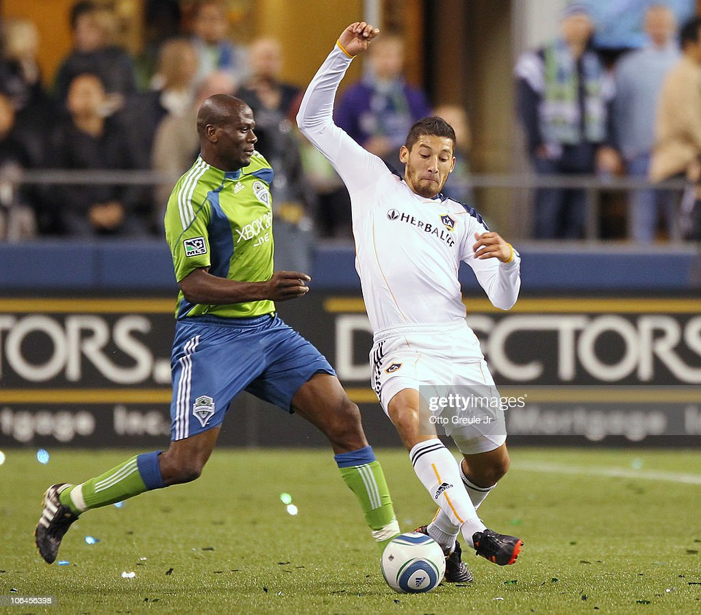 Los Angeles Galaxy v Seattle Sounders FC - 1st Leg