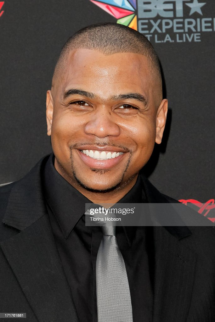 <a gi-track='captionPersonalityLinkClicked' href=/galleries/search?phrase=Omar+Gooding&family=editorial&specificpeople=844109 ng-click='$event.stopPropagation()'>Omar Gooding</a> attends the 'Kevin Hart: Let Me Explain' Los Angeles premiere at Regal Cinemas L.A. Live on June 27, 2013 in Los Angeles, California.
