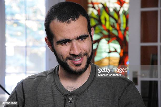 Omar Khadr sitting down for his first interview on May 8 a day after he was freed from prison Khadr now 28 has spent nearly half of his life in...