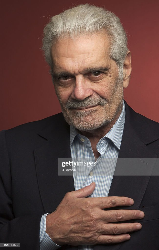 Omar Sharif during 2003 Toronto International Film Festival - 'Monsieur Ibraham' Portraits at Intercontinenal Hotel in Toronto, Ontario, Canada.
