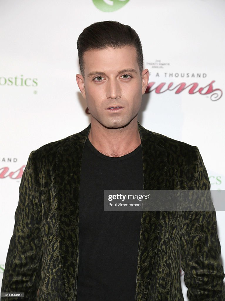 Omar Sharif, Jr. attends the 28th annual Night of a Thousand Gowns at the Marriott Marquis Times Square on March 29, 2014 in New York City.