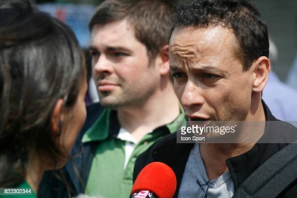 Omar SLAOUTI Manifestation du 1 mai 2009 Paris