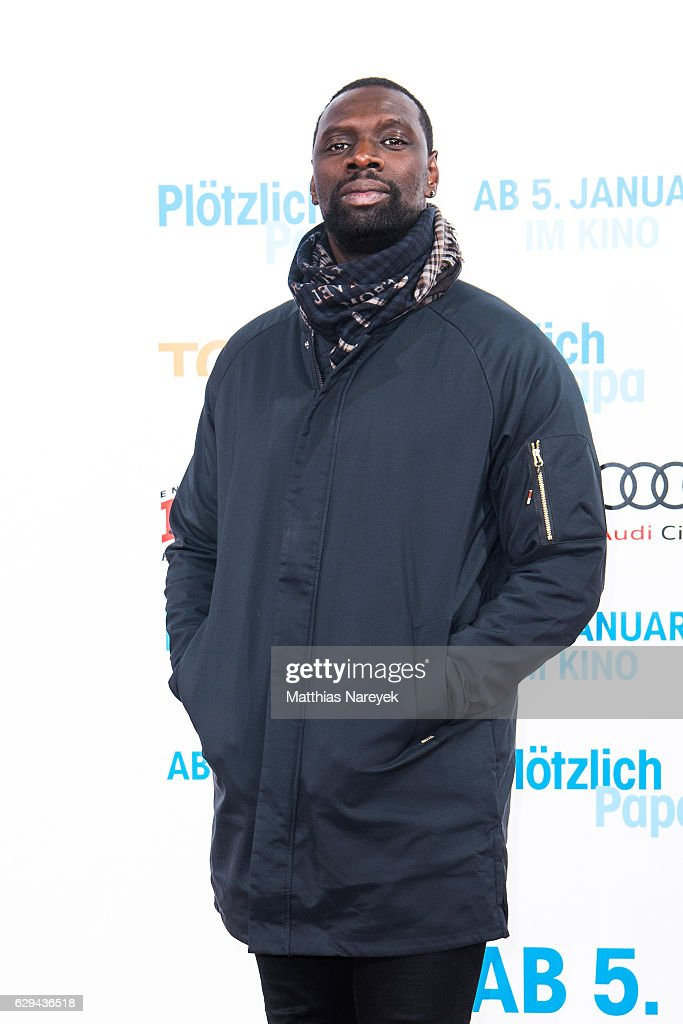 'Ploetzlich Papa' German Premiere In Berlin