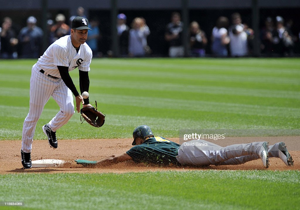Oakland Athletics v Chicago White Sox
