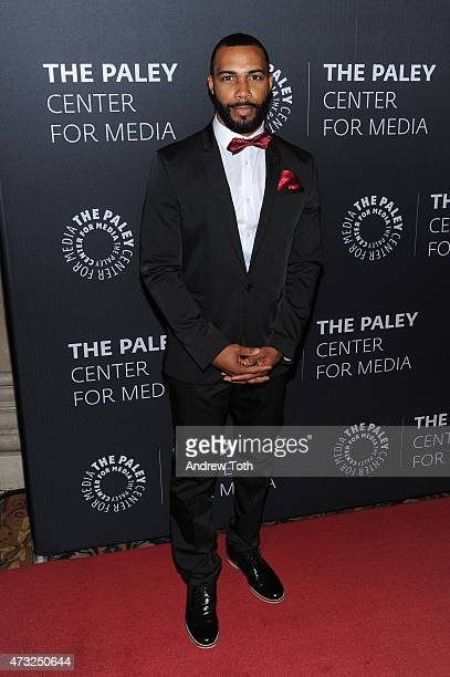 Omari Hardwick attends A Tribute To AfricanAmerican Achievements In Television hosted by The Paley Center For Media at Cipriani Wall Street on May 13...