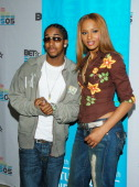 Omarion and Ciara during 2005 BET Awards Nominee Announcement Press Conference with Omarion and Ciara at Renaissance Hotel in Hollywood California...