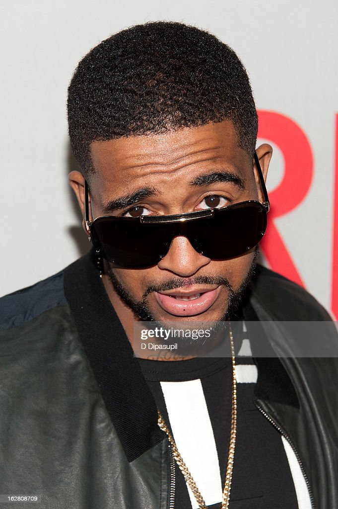 Omarion attends BET's Rip The Runway 2013 at Hammerstein Ballroom on February 27, 2013 in New York City.
